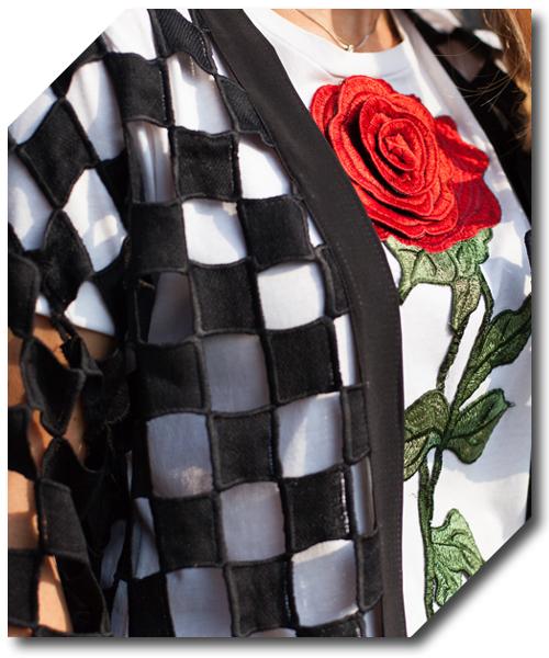 Checkerboard Jacket2
